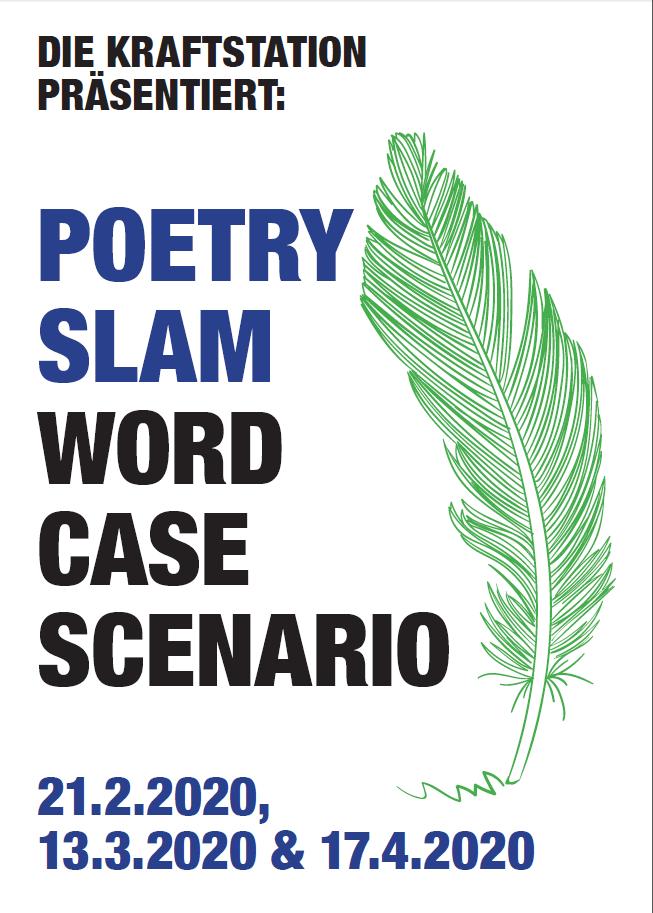 Poetry Slam - Word Case Scenario